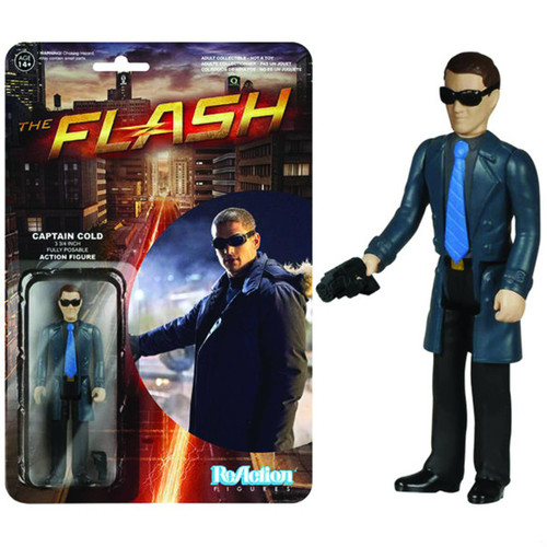 Reaction Flash Captain Cold Fig