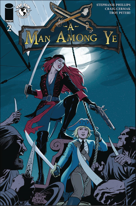 A Man Among Ye #2 Image Comics Comic Book 2020