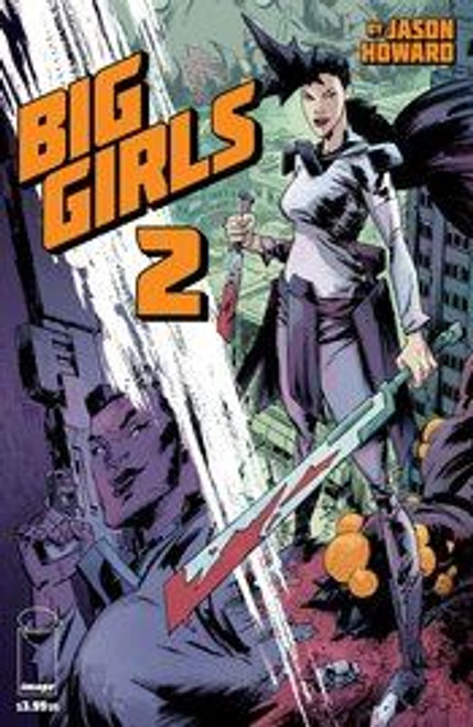 Big Girls #2 Image Comics Comic Book 2020