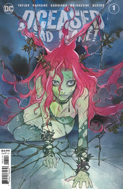 Dceased Dead Planet #1 (of 6) (4th Ptg Peach Momoko Var) DC Comics Comic Book