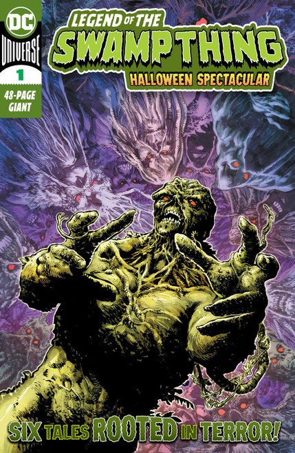 Legends of the Swamp Thing Halloween Spectacular #1 One Shot DC Comics Comic Book