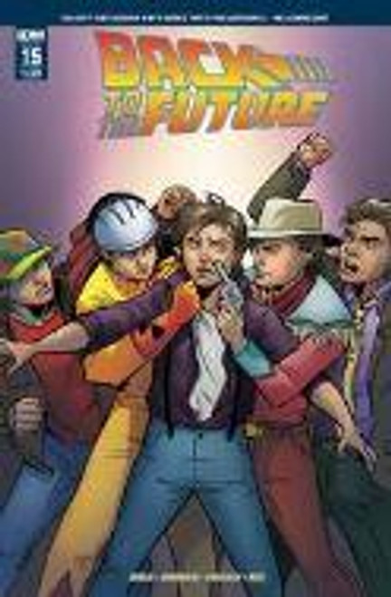 Back To The Future #15 () Idw Publishing Comic Book