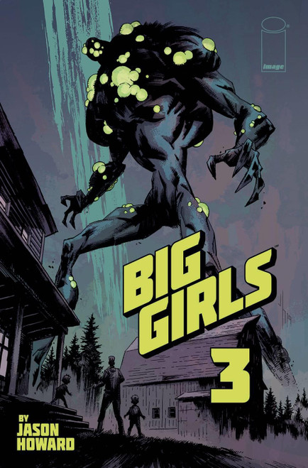 Big Girls #3 () Image Comics Comic Book 2020