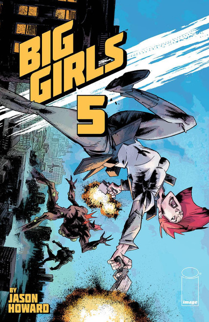 Big Girls #5 () Image Comics Comic Book 2020