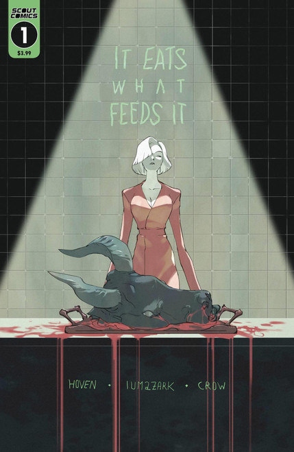 It Eats What Feeds It #1 3rd Ptg Scout Comics Comic Book