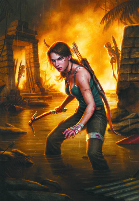Tomb Raider #1 Comic Book