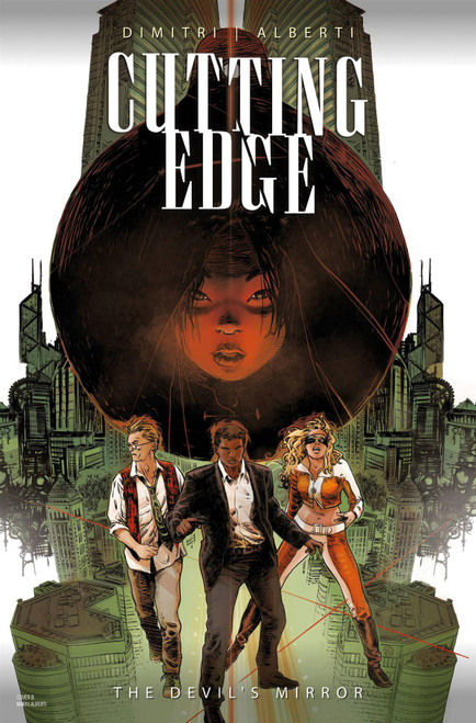 Cutting Edge Devils Mirror #1 (of 2) Cvr B Alberti (mr) Titan Comics Comic Book