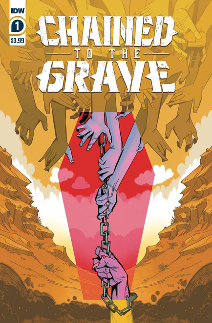Chained To The Grave #1 (of 5) Cvr A Sherron (res) (c: 1-0-0 Idw Publishing Comic Book