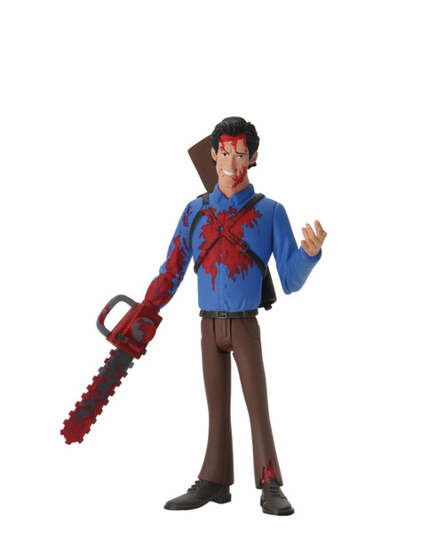 "Toony Terrors Series 5 6"" Ash Action Figure"
