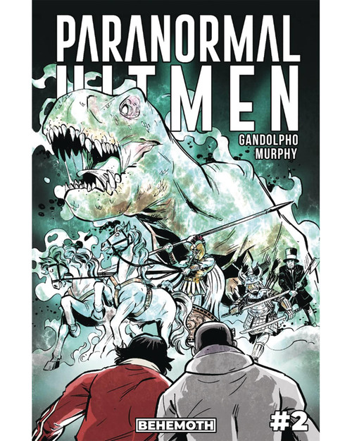 Paranormal Hitmen #2 (of 4) (mr) Behemoth Comics Comic Book