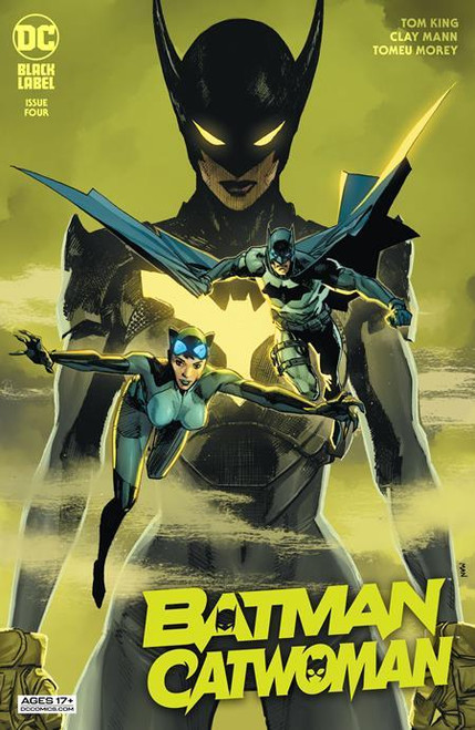 Batman Catwoman #4 (of 12) Cvr A Clay Mann (mr) DC Comics Comic Book