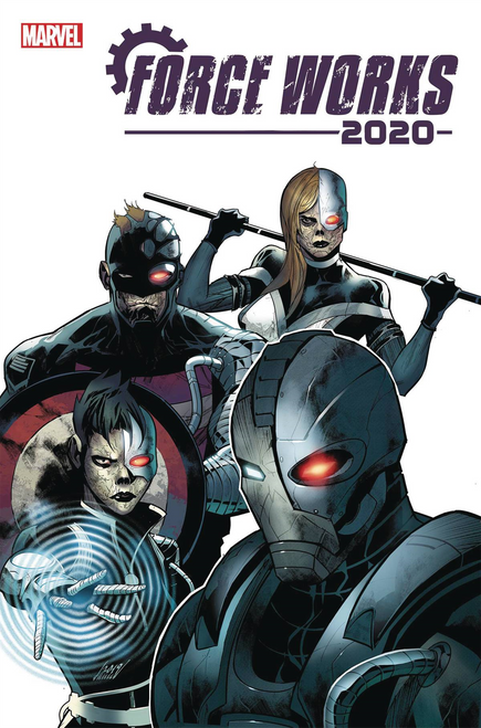 2020 Force Works #2 () Marvel Comics Comic Book