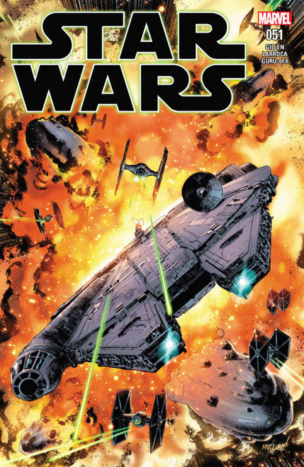 Star Wars #51 Marvel Comics Comic Book