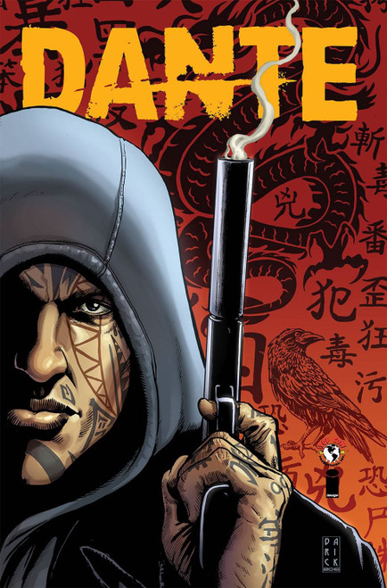 Dante One-shot () Image Comics Comic Book
