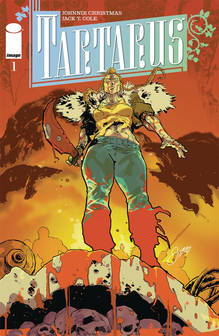 Tartarus #1 (Cvr B Christmas) Image Comics Comic Book