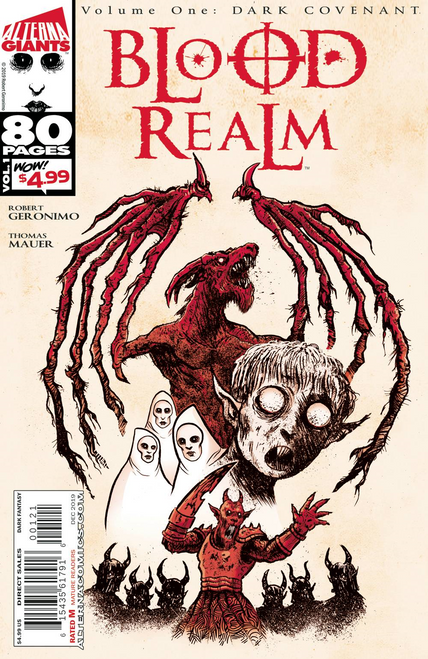 Alterna Giants Blood Realm Vol 01 Alterna Comics Comic Book