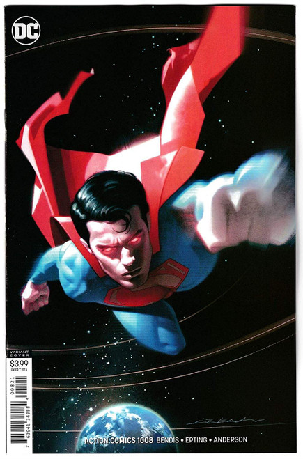 Action Comics #1008 (Var Ed) DC Comics Comic Book