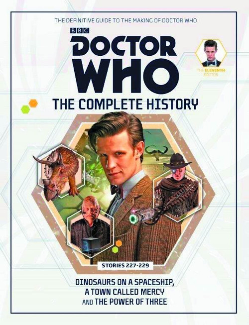 Doctor Who Comp Hist Hc Vol 05 11th Doctor Stories  227 -229