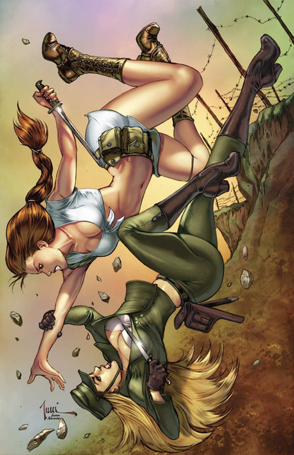 Bar Maid #4 (of 5) A Cvr Tucci Zenescope Entertainment Inc Comic Book