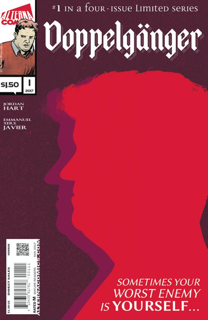 Doppelganger #1 () Alterna Comics Comic Book