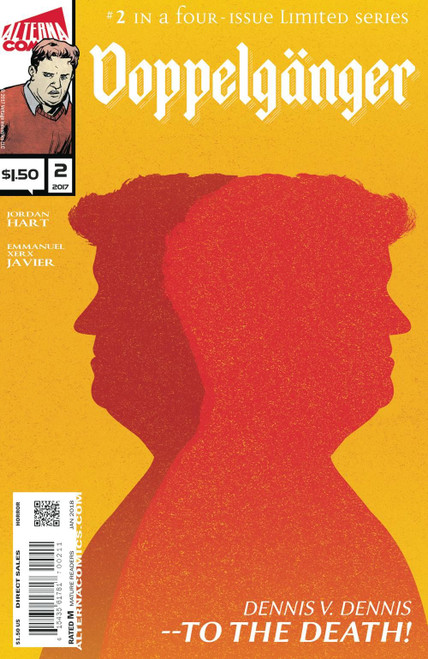 Doppelganger #2 () Alterna Comics Comic Book