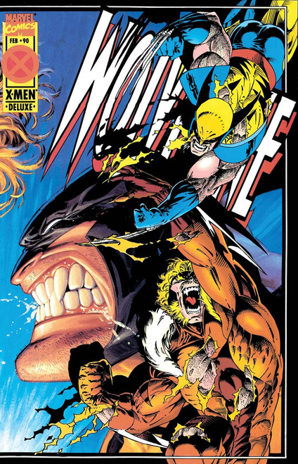 True Believers Wolverine Dying Game #1 Marvel Comics Comic Book
