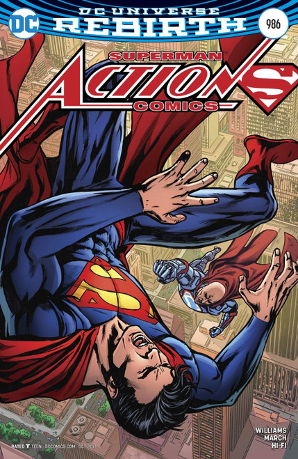 Action Comics #986 (Var Ed) DC Comics Comic Book
