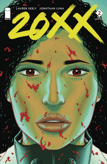 20xx #2 Image Comics Comic Book