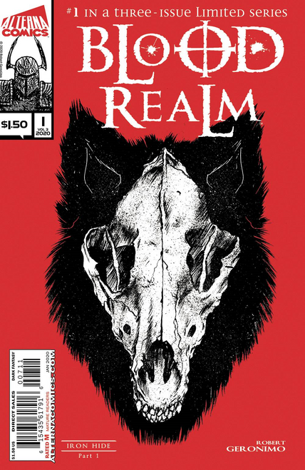 Blood Realm Vol 3 #1 Alterna Comics Comic Book