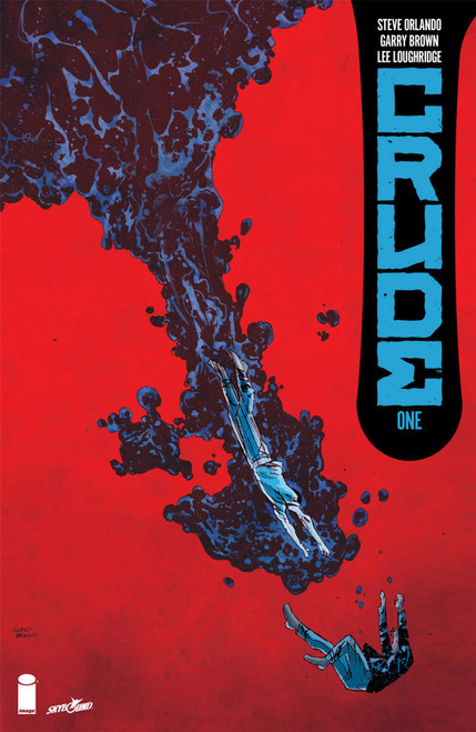 Crude #1 Image Comics Comic Book