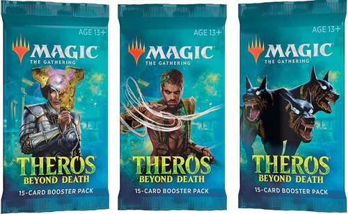 MTG Theros Beyond Death Booster Pack