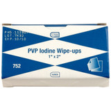 PVP Iodine Swabs (Capsule), 10 pack
