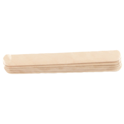 "Wood Finger Splint, 1"" x 6""  6/pkg."
