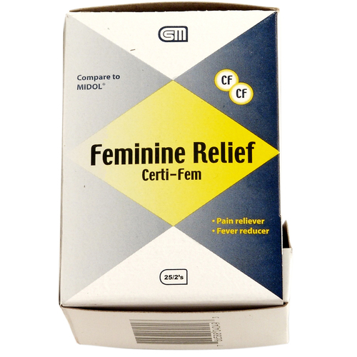Menstrual Relief Tablets (50 Tablets)