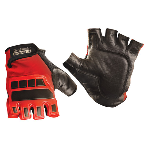 OccuNomix Deluxe Gel Palm Anti-Vibration Gloves - Single Pair