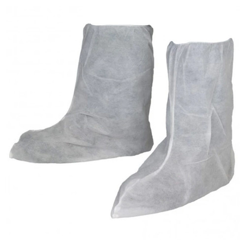 DanSafe Sanitary Boot Covers - 10 Pack- 40445- XL