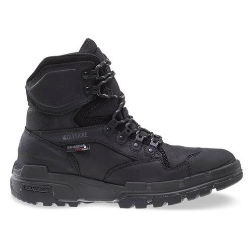 "Wolverine Men's Legend Durashocks 6"" Carbonmax Safety Toe Boots - W10613"