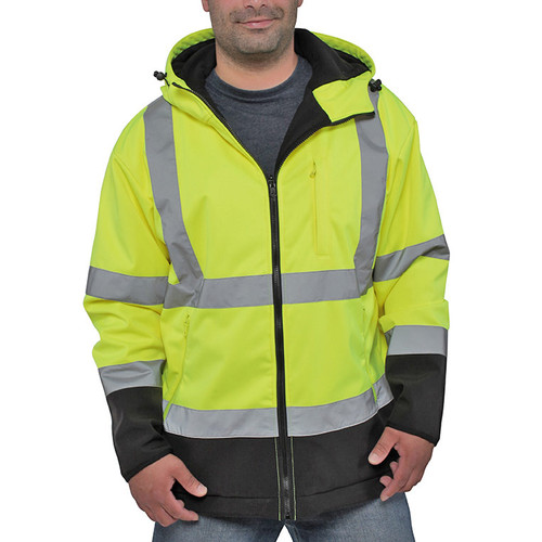 Utility Pro Microfleece Soft Shell Jacket - UHV773
