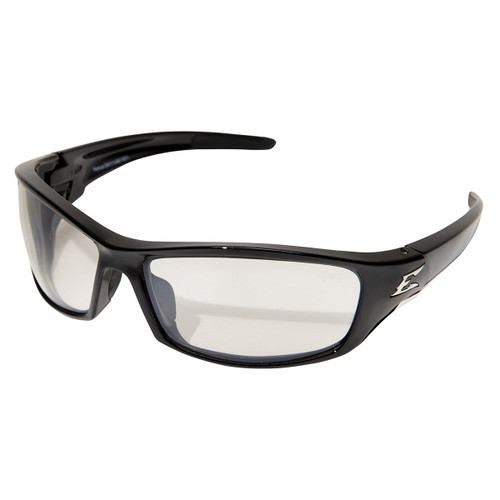 Edge Reclus Safety Glasses with Black Frame - Anti-Reflective Lens