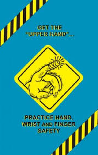 Hand, Wrist & Finger Safety Poster