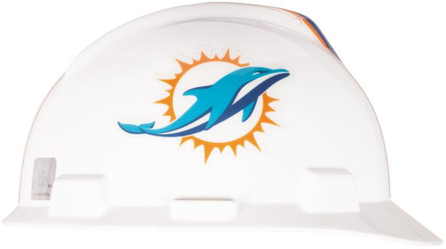Miami Dolphins NFL Hard Hat