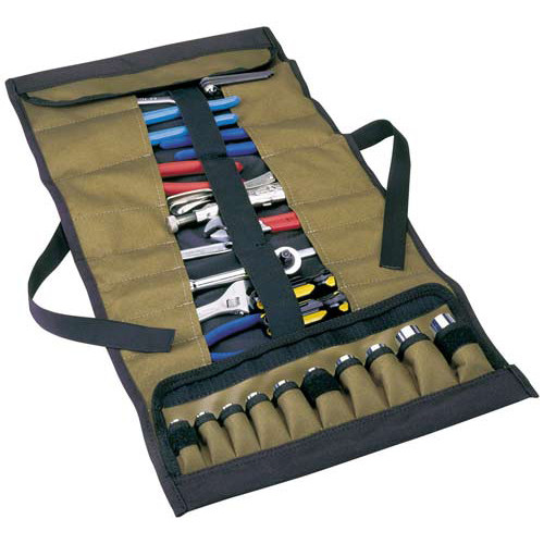 CLC Socket / Tool Roll Pouch - 1173