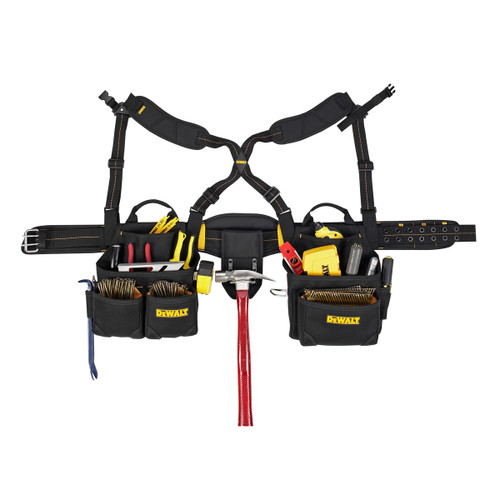 Framer's Combo Apron with Suspenders by DeWalt