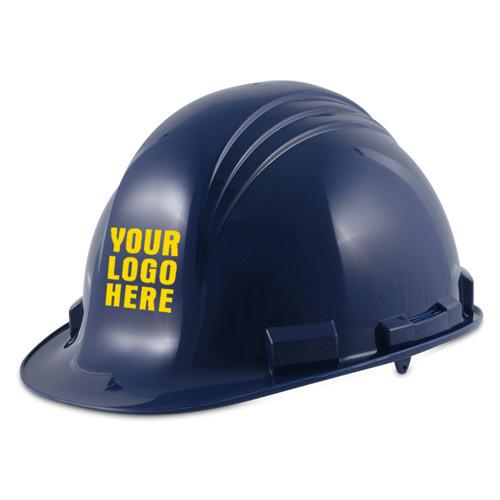 Custom North Peak A79 4-Point PinLock Suspension Hard Hat