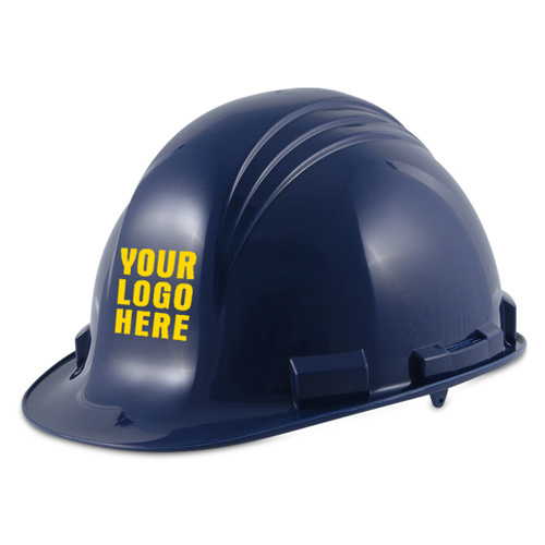 Custom North Peak A79R 4-Point Ratchet Suspension Hard Hat