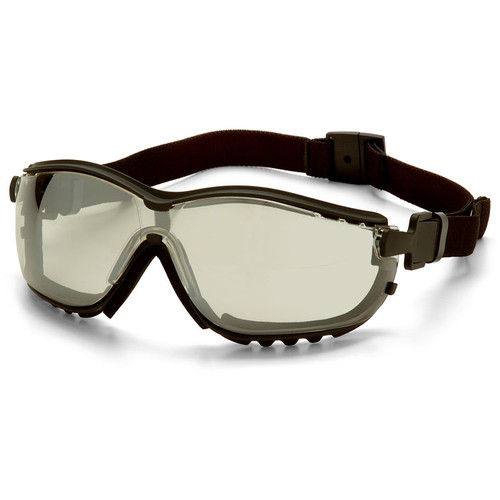 Pyramex V2G Safety Goggles with Indoor/Outdoor Anti-Fog Lens