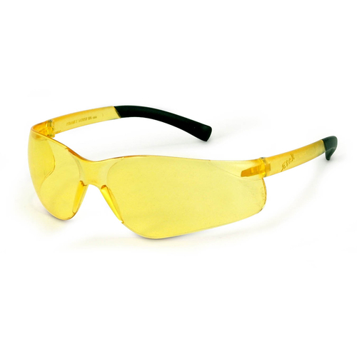 Pyramex Mini Ztek Safety Glasses - Amber Lens