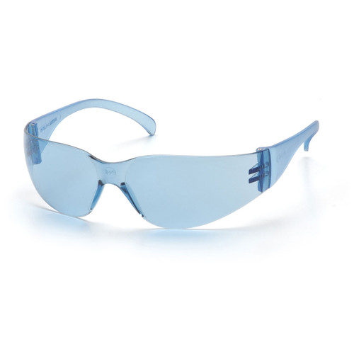 Pyramex Intruder Safety Glasses - Infintity Blue Lens