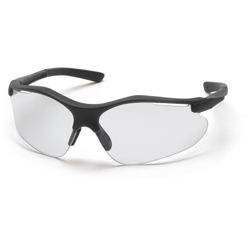 Pyramex Fortress Safety Glasses w/ Clear Lens
