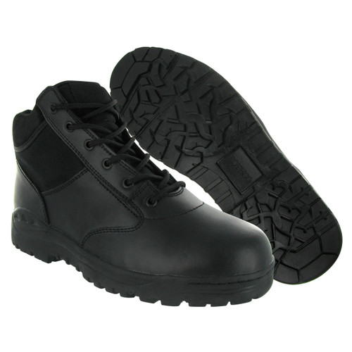 Rothco Slip Resistant 6in Black Work Boot